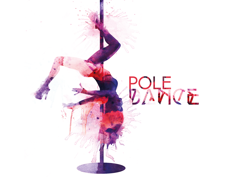 Alternative girl pole dancer - 2 part 1